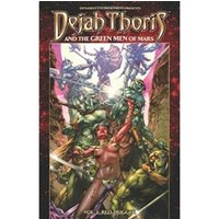 Dejah Thoris and the Green Men of Mars Volume 3 Red Trigger Paperback