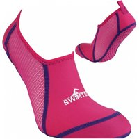 SwimTech Pool Sock Pink UK Size 1-4