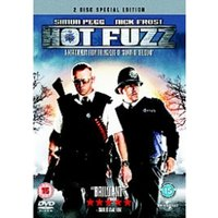 Hot Fuzz 2 Disc Special Edition DVD