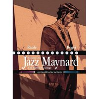 Jazz Maynard Hardcover