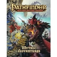 Pathfinder RPG Mythic Adventures Hardcover