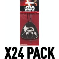 Kylo Ren Dark Side (Pack Of 24) Star Wars Air Freshener