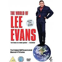 World Of Lee Evans DVD