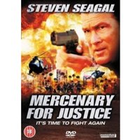 Mercenary For Justice DVD