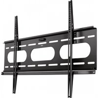 Hama Ultraslim Fix 90 Inch TV Wall Bracket (Black)