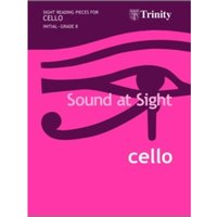 SOUND AT SIGHT CELLO INITIALGRADE 8