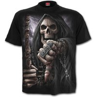 Boss Reaper Men's Medium T-Shirt - Black