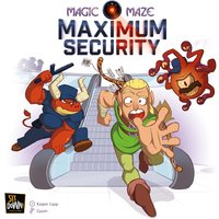 Magic Maze Maximum Security