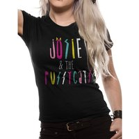 Riverdale - Josie Women's Small Fitted T-shirt - White
