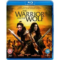 The Warrior And The Wolf Blu Ray