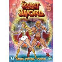 She Ra: The Secret Of The Sword DVD