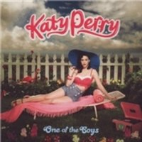 Katy Perry One Of The Boys CD