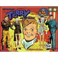 Complete Terry and the Pirates Volume 5: 1943-1944