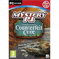 Mystery PI The Curious Case of Counterfeit Cove Game