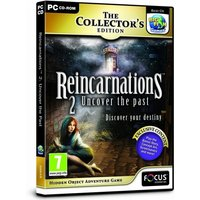 Reincarnations 2 Uncover the Past Collector's Edition Game