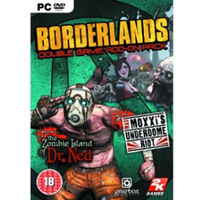 Borderlands The Zombie Island of Dr Ned & Mad Moxxis Underdome Riot Game