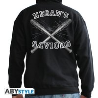 The Walking Dead - Negan's Savior Men's Small Hoodie - Black