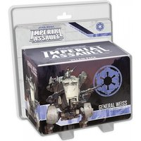 Star Wars Imperial Assault General Weiss Villain Expansion Pack
