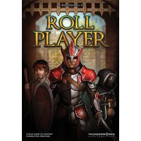 Roll Player Board Game