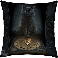 Silk Finish His Master's Voice Cushion