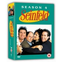 Seinfeld Season 4 DVD