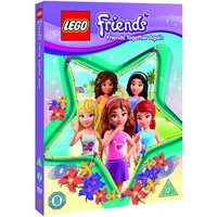 Lego Friends: Friends Together Again DVD