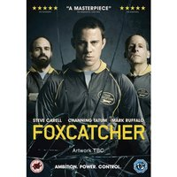 Foxcatcher DVD