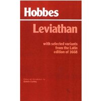 Leviathan : With selected variants from the Latin edition of 1668