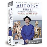 Dr Gunther: Autopsy Series DVD
