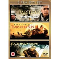 Black Hawk Down Jarhead Tears Of The Sun DVD