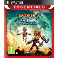 Ratchet & Clank A Crack In Time Game (Essentials)