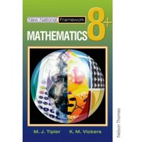 New National Framework Mathematics 8+ Pupil's Book