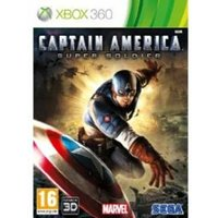 Captain America Super Soldier Game