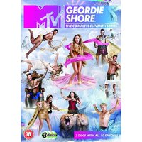 Geordie Shore - Series 11 DVD
