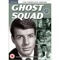 Ghost Squad: The Complete Series DVD