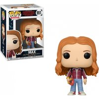 Max with Skate Deck (Stranger Things) Funko Pop! Vinyl Figure
