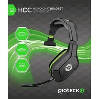 Gioteck HCC Wired Mono Chat Headset for
