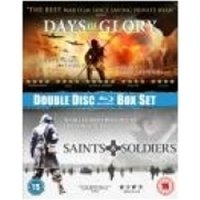 Saints And Soldiers Days Of Glory Blu-ray