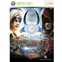 Sacred 2 Fallen Angel Game