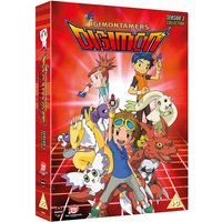 Digimon Tamers Season 3 DVD