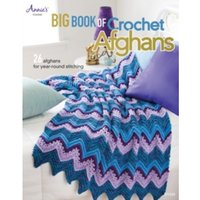 Big Book of Crochet Afghans : 26 Afghans for Year-Round Stitching