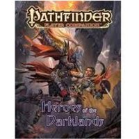 Heroes of the Darklands: Pathfinder Player Companion Board Game