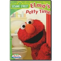 Sesame Street - Elmo's Potty Time DVD