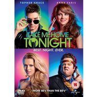 Take Me Home Tonight DVD
