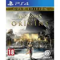 Assassin's Creed Origins Gold Edition PS4 Game