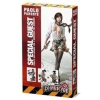 Ex-Display Zombicide Expansion Paolo Parente Special Guest