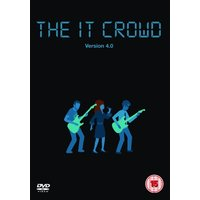 IT Crowd Version 4.0 DVD