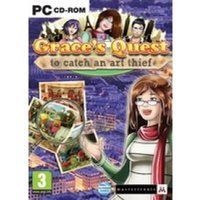 Grace's Quest To Catch and Art Thief Game
