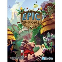 Epic Resort Board Game