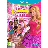 Barbie Dreamhouse Party Game Wii U